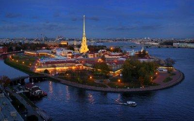Выпускной в Петропавловской Крепости