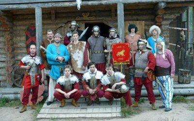 Выпускной в Выборге с посещением Сваргаса и замка