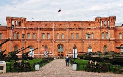 Знакомство с музеем Артиллерии